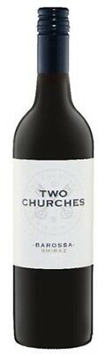 Two Churches Barossa Shiraz 750mL ea - Red Wine - Origin Australia
