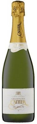 Cattier Non Vintage Champagne 750mL ea - Sparkling Wine - Origin France