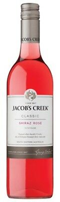 Jacob's Creek Shiraz Rose 750mL ea - Red Wine - Origin Australia