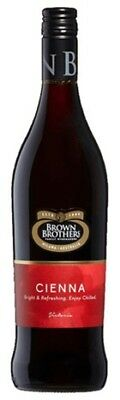Brown Brothers Cienna 750mL ea - Red Wine - Origin Australia