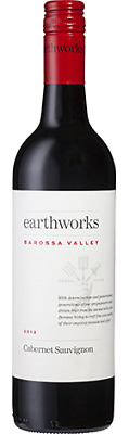 Earthworks Cabernet Sauvignon 750mL ea - Red Wine - Origin Australia