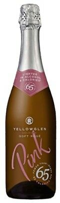 Yellowglen Pink 65 NV 750mL ea - Sparkling Wine - Origin Australia