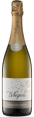Whispers Sparkling White 750mL ea - Sparkling Wine - Origin Australia