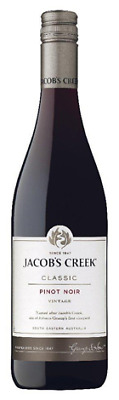 Jacob's Creek Pinot Noir 750mL ea - Red Wine - Origin Australia