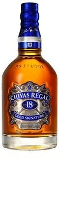 Chivas Regal 18YO Scotch Whisky 700mL ea - Spirits - Origin Scotland