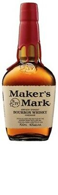 Makers Mark Bourbon 700mL ea - Spirits - Origin United States