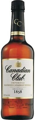 Canadian Club Whisky 1 Litre ea - Spirits - Origin Canada