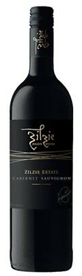 Zilzie Estate Cab Sauvignon 750mL ea - Red Wine - Origin Australia