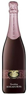Brown Brothers Sparkling Moscato Rosa 750mL