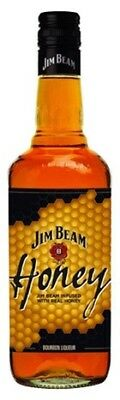 Jim Beam Honey Bourbon 700mL ea - Spirits - Origin United States