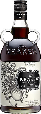 The Kraken Spiced Rum 700mL ea - Spirits - Origin United States