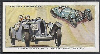Ogdens-Motor Races 1931-#08- Quality Card!!!