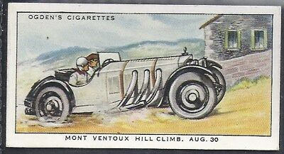 Ogdens-Motor Races 1931-#30- Quality Card!!!