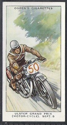 Ogdens-Motor Races 1931-#47- Quality Card!!!