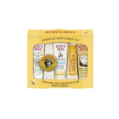 Burt's Sets & Kits Bees Essential Everyday Beauty Gift Set, Travel Size Products