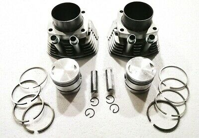 """Cylinders (aluminum) """"A"""" for Ural (650 cc)"""