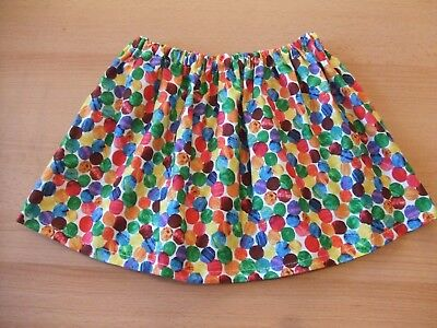 Very Hungry Caterpillar print Baby girls skirt