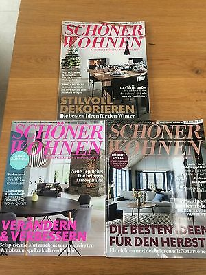 atrium zeitschrift november dezember 2016 eur 1 50 picclick de. Black Bedroom Furniture Sets. Home Design Ideas