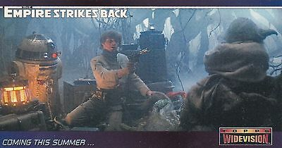 Star Wars - Empire Strikes Back - Promo Card #P3 - 1995 TOPPS