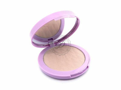 W7 Prism 3D Highlighting Powder - Compact Shimmer Glitter Illuminating Pressed