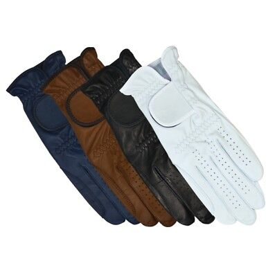 Stan Schmidt riding glove Galaxy Marine Leather glove Div. Very good grip water