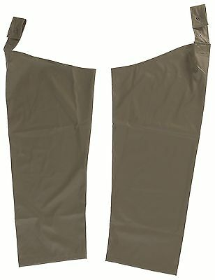 Mens S-Xl Waterproof Farmer Breathable Windproof Airflex Chaps Leggings Trousers