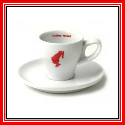 European Julius Meinl cappuccino cup and saucer (espresso too)