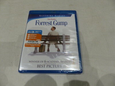Forrest Gump Sapphire Series Blu-Ray New