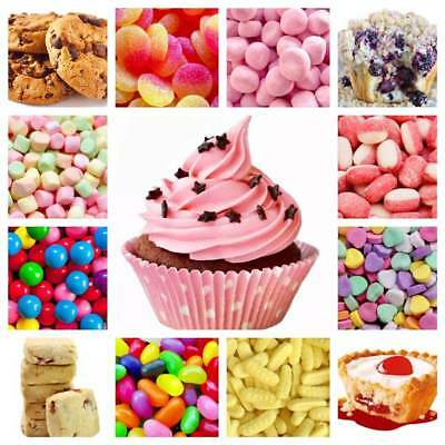 10ml Fragrance Oil - Cake Sweets Candy 100% Pure - Candle Bath bomb Soap Making