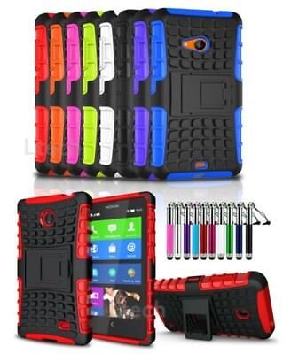 Samsung Galaxy S7 Edge SM-G935F Shockproof Tough Strong Case Cover Stand&Ret Pen