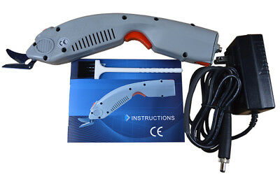 100-240V Portable  Fabric Scissors Cutter Electric Shears (Not include battery)