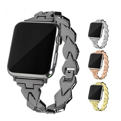 Quality Stainless Steel Straps For Apple Watch Band Series 1 2 3 38mm 42mm