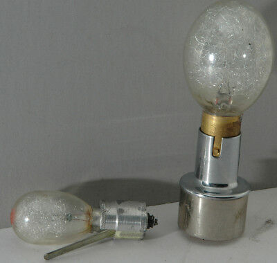 vintage screw base Flashbulb Adapter to Press bulbs to M3 adapter