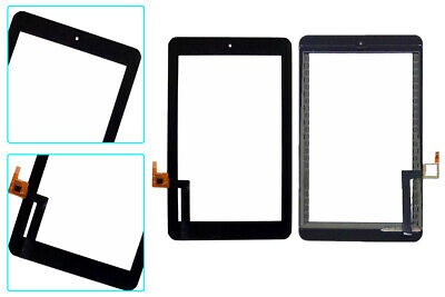 Black Touch Screen Digitizer+Adhesive Alcatel One Touch POP 7 P310 P310A P310X