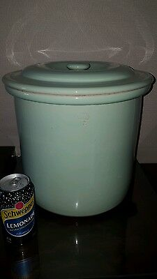 LARGE FOWLER WARE CROCK Nbr 2. pickup in Canberra and poss. Sydney but ask first