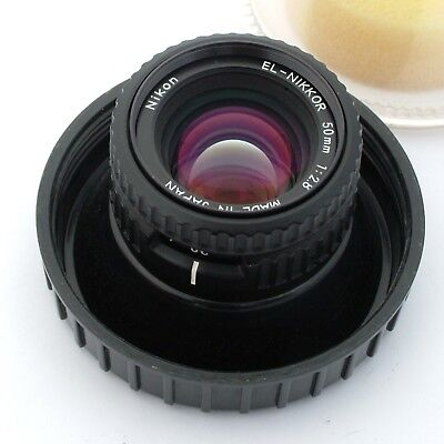 Nikon EL-Nikkor 50mm f2.8 N, keeper, mint condition