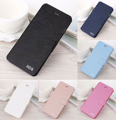 For Meizu M2 M3 M5 M6 Note Luxury Flip Leather Slim Wallet Magnetic Case Cover