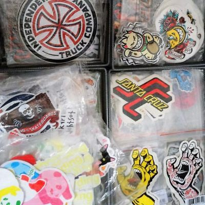 Skateboard Stickers - Assorted Brand - Styles - 100% Official - more to add soon