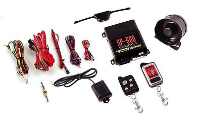same as SP-402 Fortress FS-42 1-Way Security /& Remote Start NEW Crimestopper