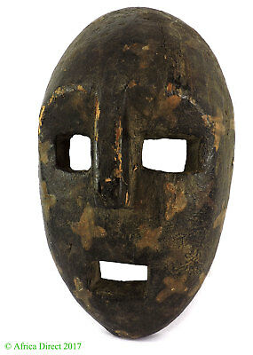 Kumu Mask Painted Congo Africa SALE WAS $590