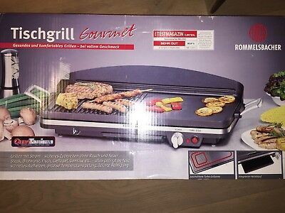 Elektrischer barbecue fa tefal eur 5 00 picclick de for Tischgrill design