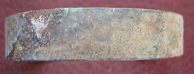 Authentic Ancient Lake Ladoga VIKING Artifact > Bronze Bracelet  RJ 61-A