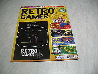 Retro Gamer magazine # 15 issue 15 vintage retro no cover disc Volume 2 Issue 3