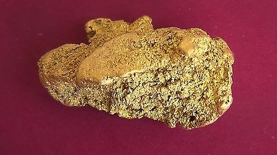 Australian Natural GOLD Nugget 34.02 g