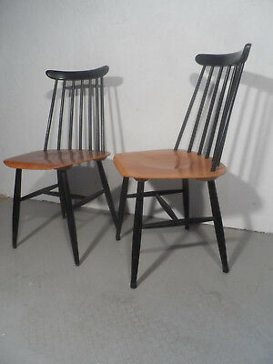 4 esszimmerst hle danish design k chenst hle stuhl for Design stuhl ddr