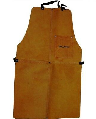 Craftright 1 Pocket Workwear Welders Leather Apron