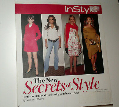 """Buch Instyle """"The new secrets of style"""" Fashion book mode"""