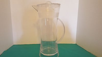 Beefeater London Dry Gin Plastic Martini/Margarita Pitcher