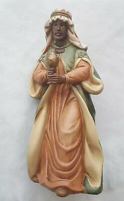 Collector's Edition Grandeur Antique Finish Nativity ~~ King Replacement ~~