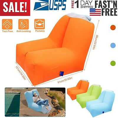 Bestway Multi Max Ii Inflatable Folding Air Chair And Bed Combo